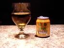 Carmel Apple Soda in Glass